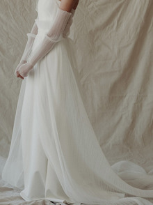 t.w overskirt dress photo 1
