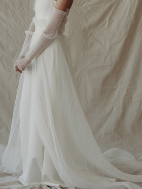 t.w overskirt dress photo