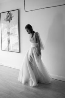 snow skirt  dress photo 2