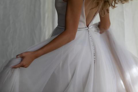 aurora tulle dress photo 3