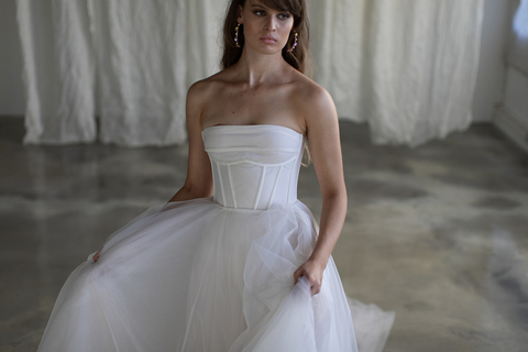 cyrus tulle dress photo 3