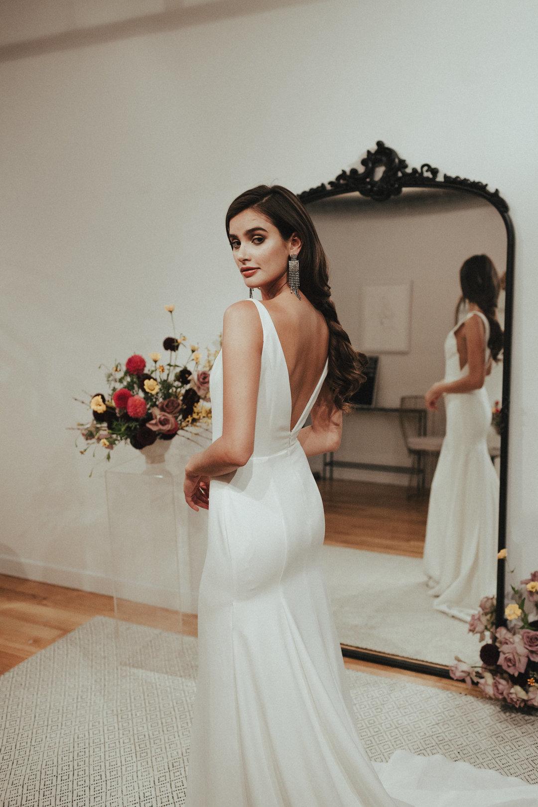 belmont dress photo