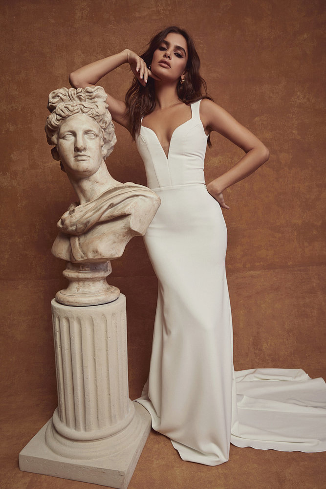 bianca dress photo