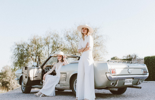 9 bridal jumpsuits we love right now inspiration photo