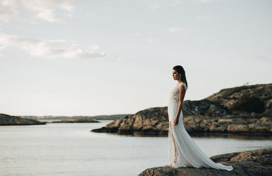the dress tribe x wild at heart bridal  sweden editorial  inspiration photo
