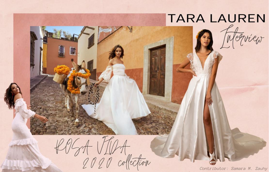 backstage with tara & shaina healy | tara lauren inspiration photo