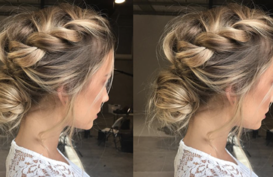 12 beautiful hairstyles for the modern bride   inspiration photo