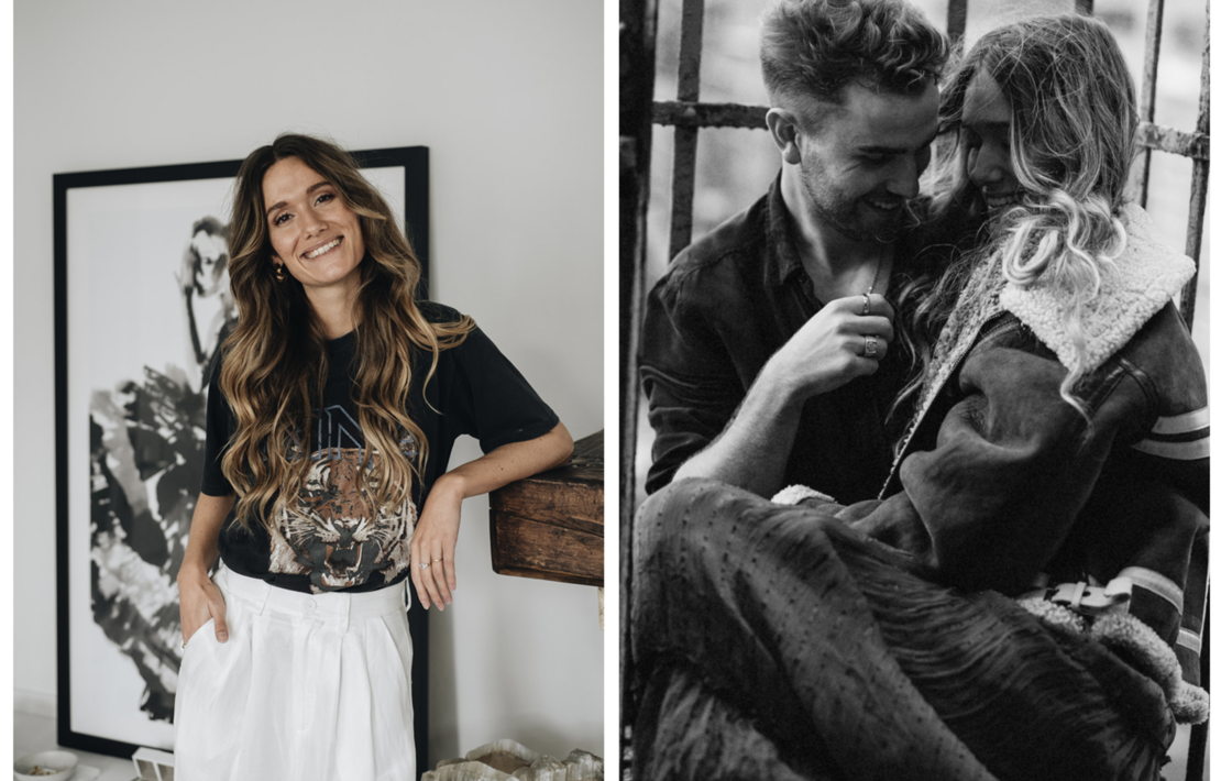 on the sofa with dutch retailer, wild at heart  inspiration photo