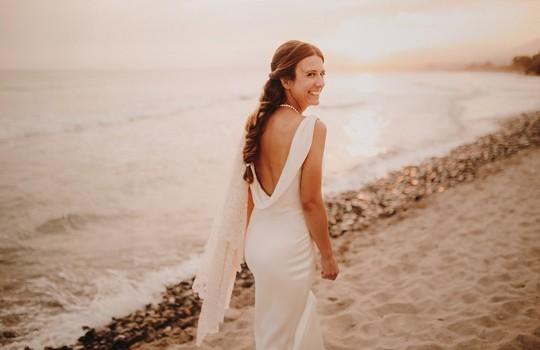 isabel and alistair's marbella beach wedding  inspiration photo 6