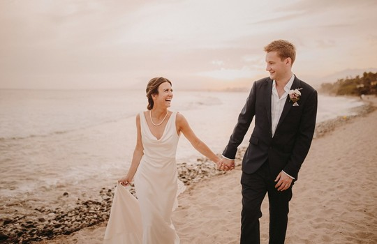 isabel and alistair's marbella beach wedding  inspiration photo 5