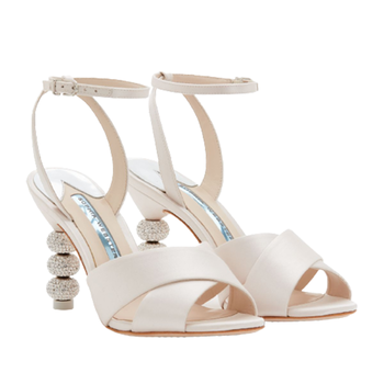 a roundup of our 12 favourite pairs of bridal shoes inspiration photo 8
