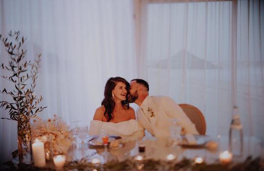 inside ana and jaime's romantic villa do conde wedding inspiration photo 12