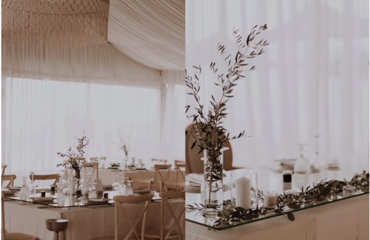 inside ana and jaime's romantic villa do conde wedding inspiration photo 7