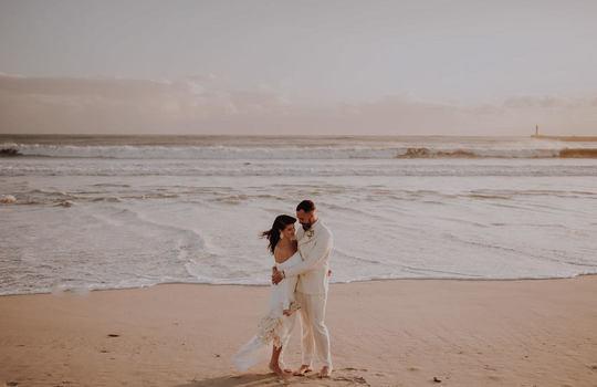 inside ana and jaime's romantic villa do conde wedding inspiration photo 5