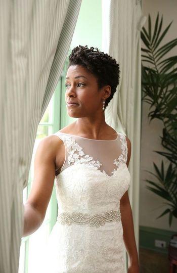 12 beautiful hairstyles for the modern bride   inspiration photo 12