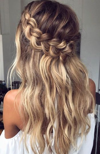 12 beautiful hairstyles for the modern bride   inspiration photo 4
