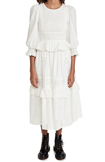 little white dresses for every bridal occasion inspiration photo 7