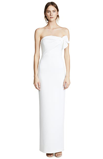 little white dresses for every bridal occasion inspiration photo 5