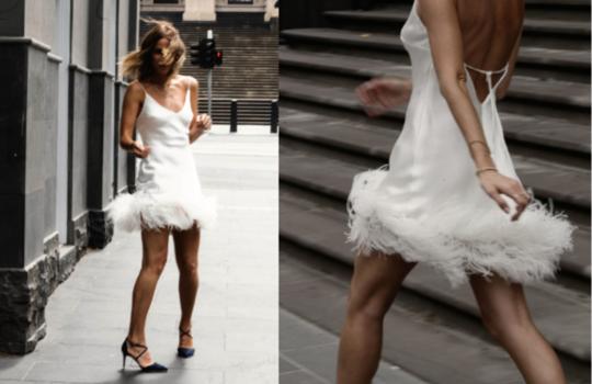 6 versatile slip wedding gowns for the minimalist bride inspiration photo 3