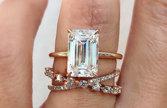 alternative engagement rings inspiration photo 8