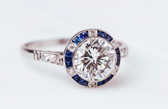 alternative engagement rings inspiration photo 6