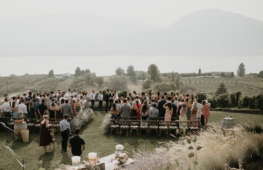 Main ceremony