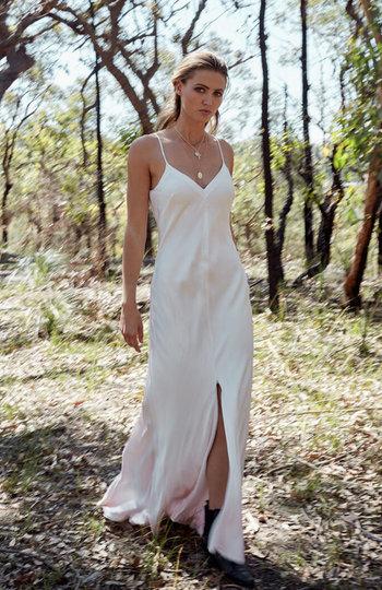 spotlight on slip gowns inspiration photo 12