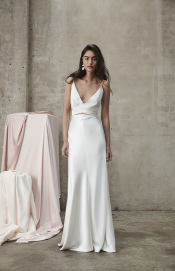 spotlight on slip gowns inspiration photo 8