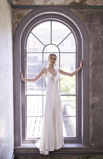 spotlight on slip gowns inspiration photo 7