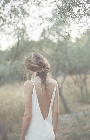 spotlight on slip gowns inspiration photo 5