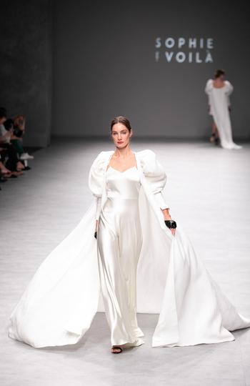 spotlight on slip gowns inspiration photo 2