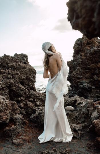 spotlight on slip gowns inspiration photo 1
