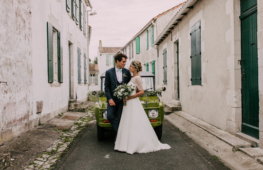 zoe and francois- xavier's wedding on the day of holy love  inspiration photo 8