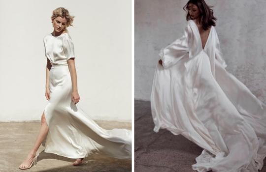 wedding dress pop up!  gothenburg, sweden inspiration photo 7
