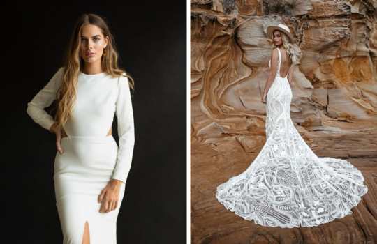wedding dress pop up!  gothenburg, sweden inspiration photo 5