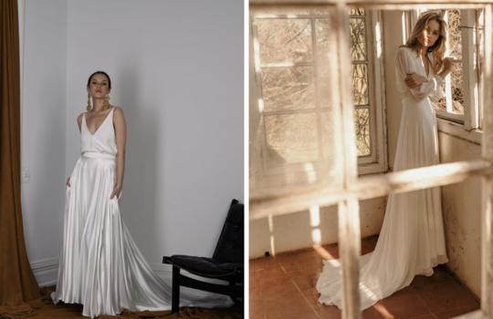 wedding dress pop up!  gothenburg, sweden inspiration photo 1