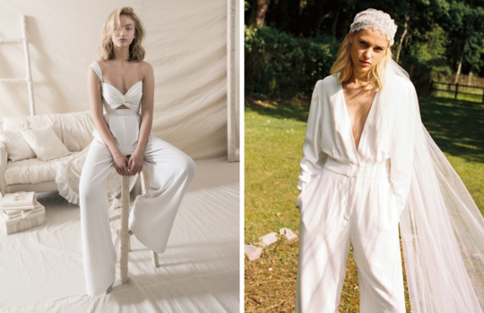 12 styles for your corona-compatible civil ceremony  inspiration photo 5