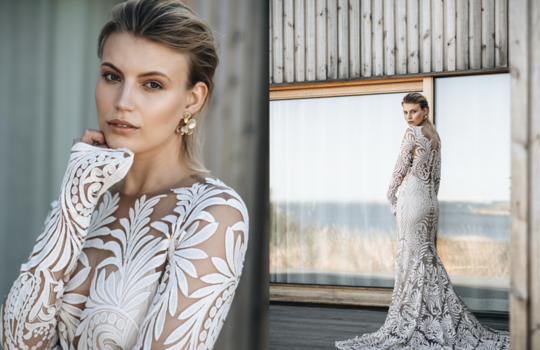 the dress tribe x wild at heart bridal  sweden editorial  inspiration photo 14