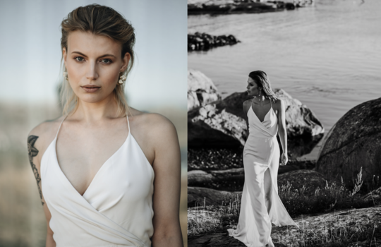 the dress tribe x wild at heart bridal  sweden editorial  inspiration photo 8