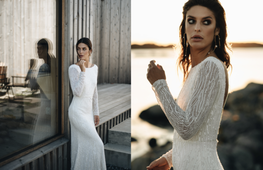 the dress tribe x wild at heart bridal  sweden editorial  inspiration photo 7