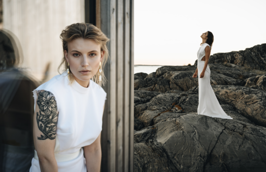the dress tribe x wild at heart bridal  sweden editorial  inspiration photo 6
