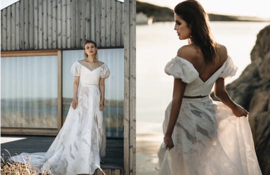 the dress tribe x wild at heart bridal  sweden editorial  inspiration photo 5