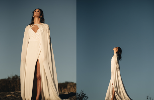 the dress tribe x wild at heart bridal  sweden editorial  inspiration photo 3