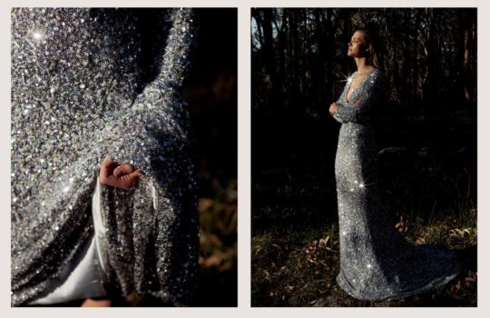 top 10  colourful bridal dress ideas inspiration photo 8