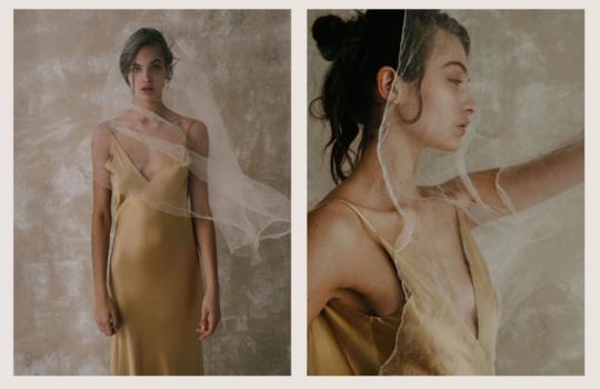 top 10  colourful bridal dress ideas inspiration photo 5