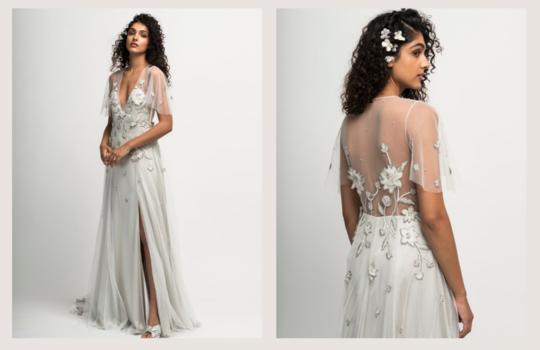 top 10  colourful bridal dress ideas inspiration photo 4