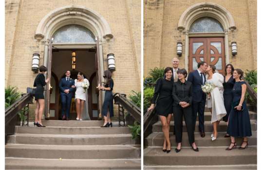 inside catherine and tommy's chicago wedding inspiration photo 8