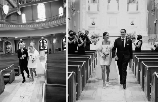 inside catherine and tommy's chicago wedding inspiration photo 1