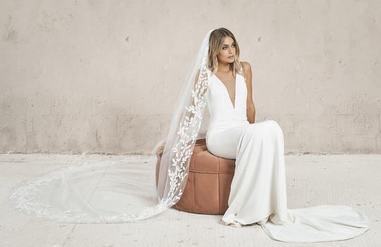 vagabond bridal's latest 2021 collection inspiration photo 12