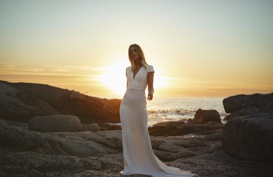 vagabond bridal's latest 2021 collection inspiration photo 1
